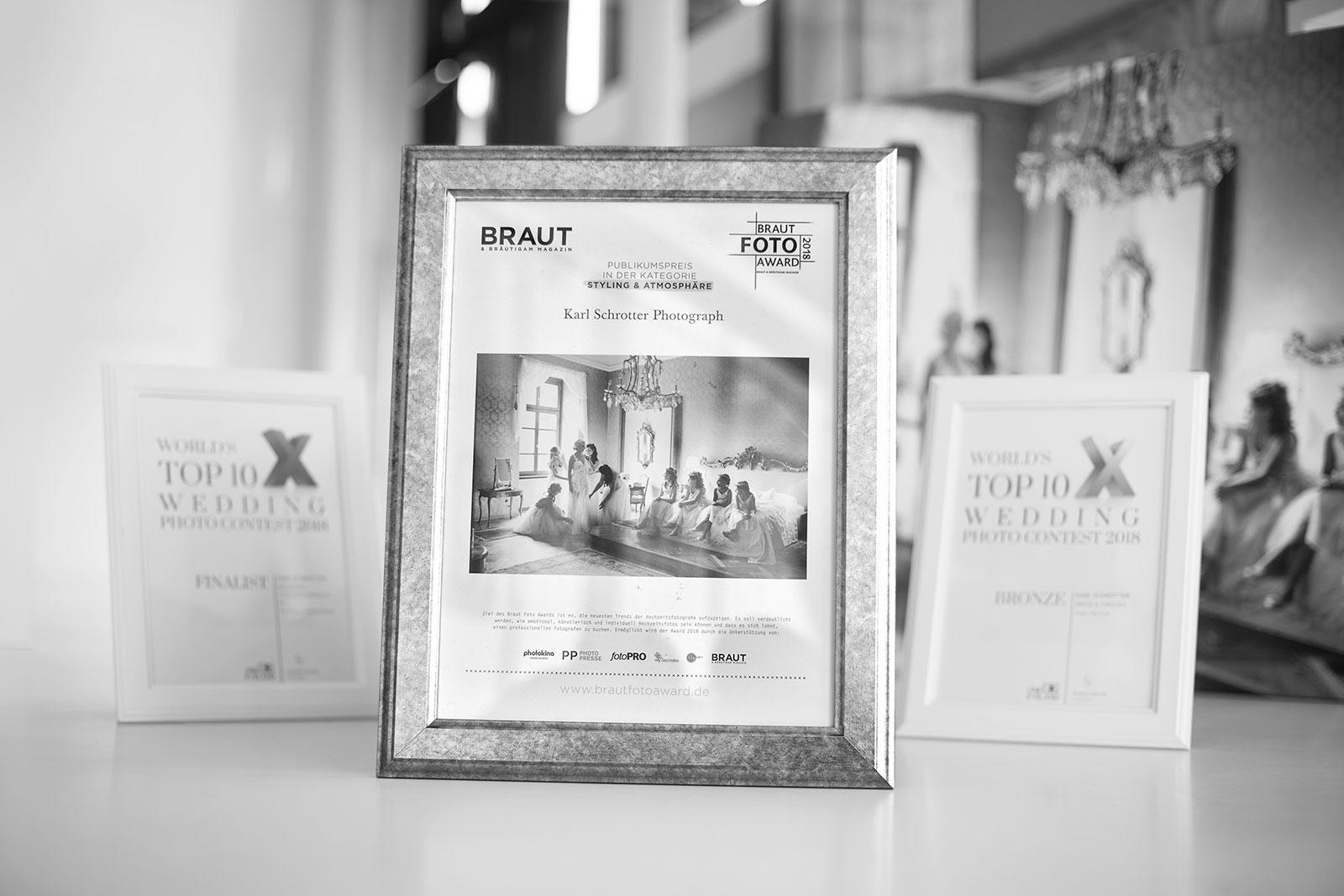 Braut Foto Award